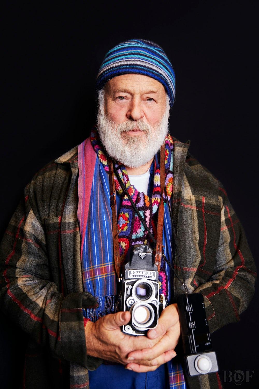 Bruce Weber | Photo: Kevin Trageser for BoF