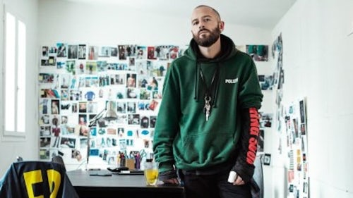Demna Gvasalia | Willy Vanderperre for BoF