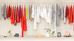 "Rent the Runway offers customers access to an ""unlimited"" closet 