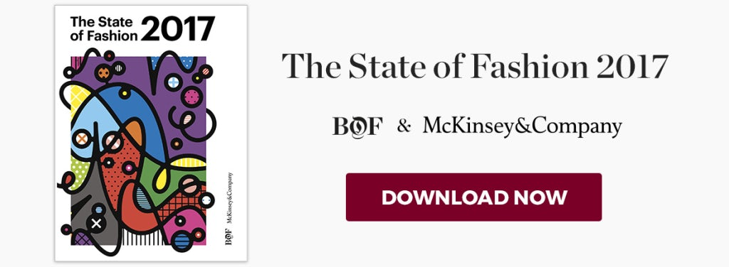 The State of Fashion 2017 Download Button