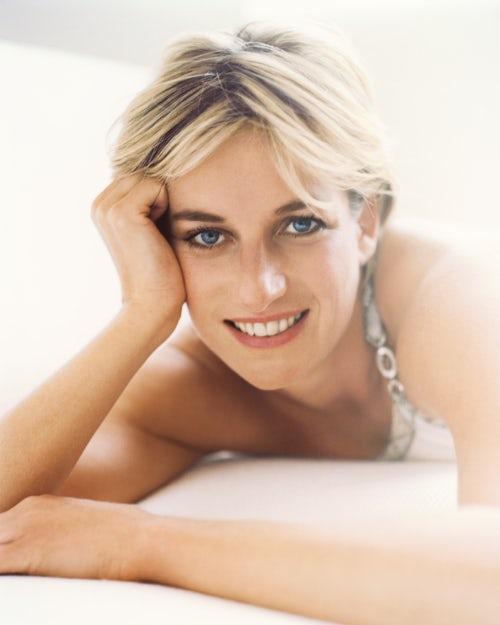 Diana, Princess of Wales for Vanity Fair 1997 | Photo: Mario Testino