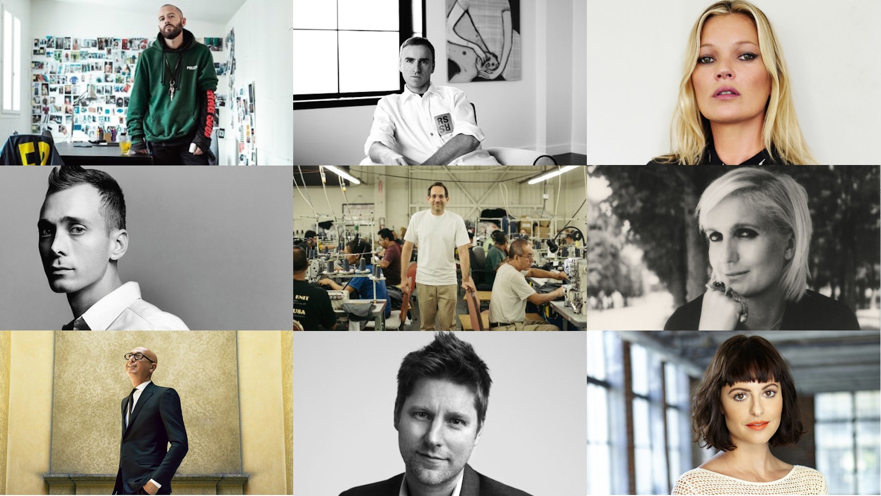 Fashion's Top 10 Newsmakers of 2016