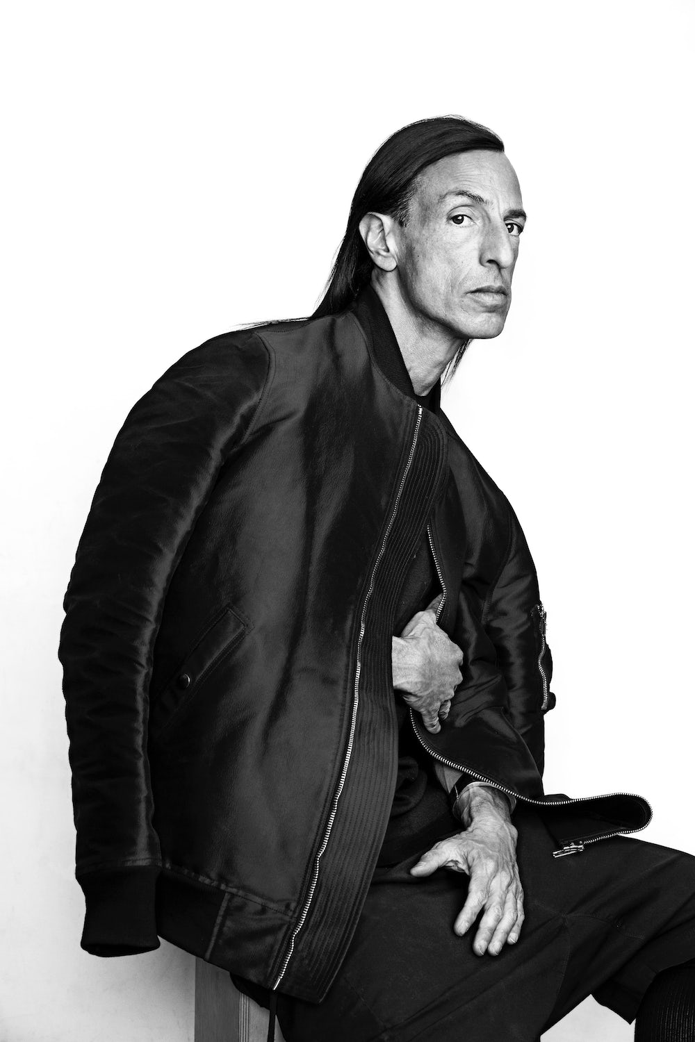 Rick Owens | Photo: Danielle Levitt