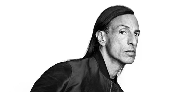 Rick owens on what makes a man intelligence bof for Rick owens milan