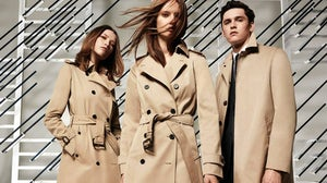Aquascutum trench coats | Source: Aquascutum