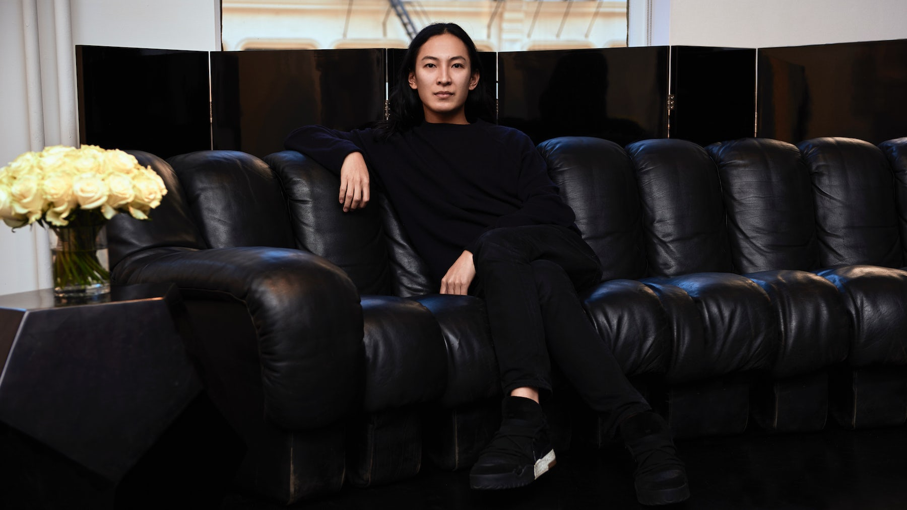 Alexander Wang | Photo: Sloan Laurits for BoF