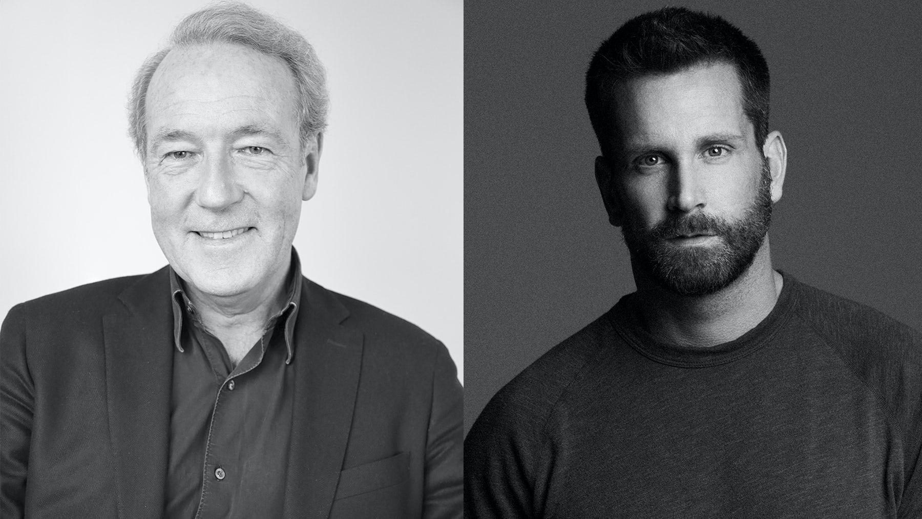 Left: Christophe Chenut, Right: Chris Gay | Source: Elite World
