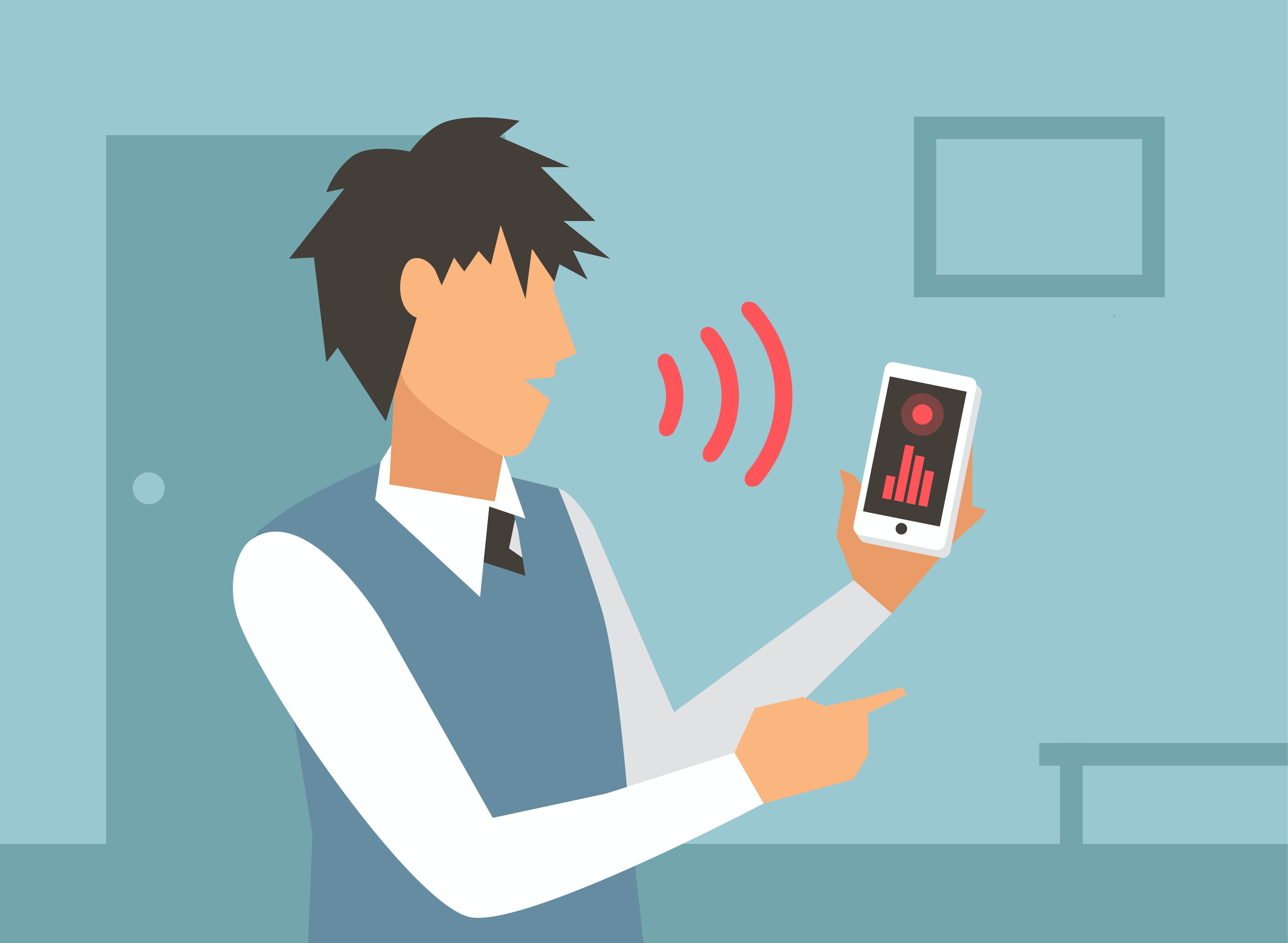 Voice control | Source: Shutterstock