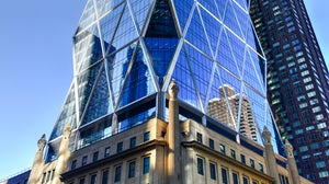 Hearst Tower | Source: Shutterstock