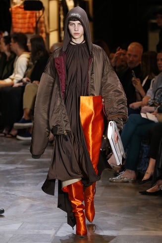 Vetements Spring/Summer 2017 | Source: inDigital.tv