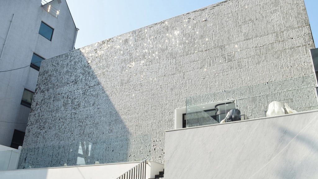 The exterior of Rare Market in Seoul's Gangnam district | Source: Courtesy
