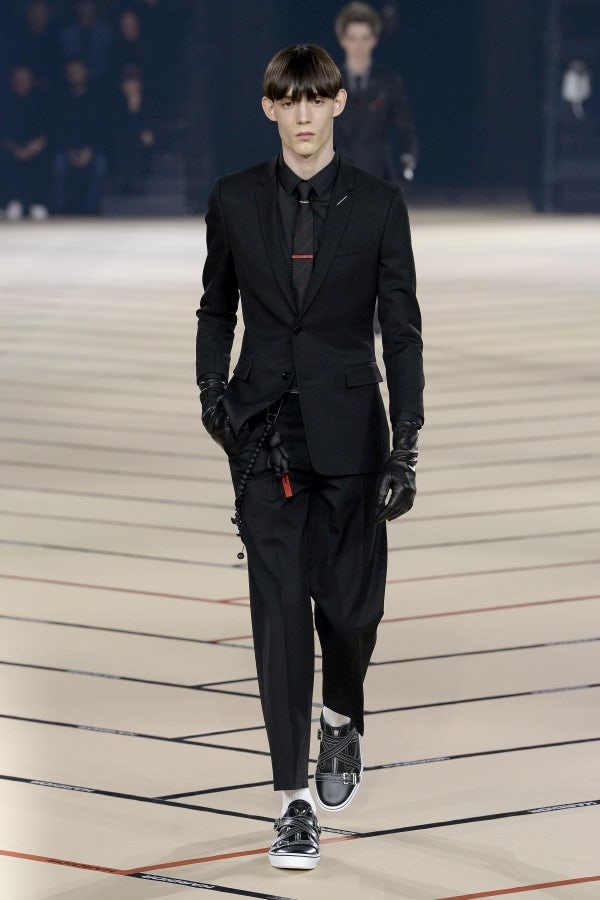 Dior Homme Autumn/Winter 2017 | Source: InDigital.tv