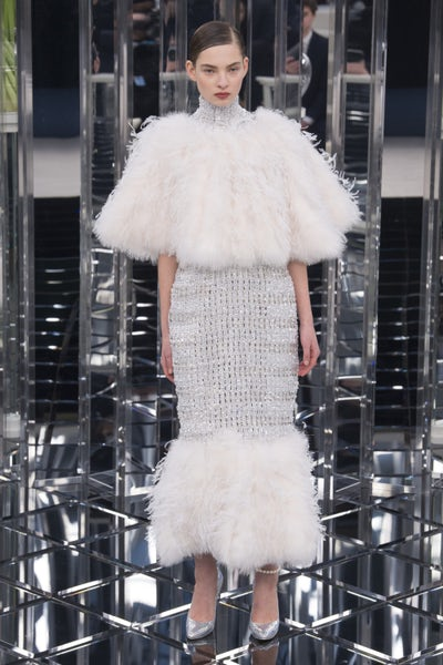 Chanel Spring Couture | Source: InDigital