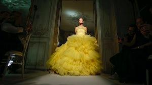 Giambattista Valli Haute Couture Spring/Summer 2017 | Source: InDigital.tv