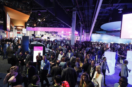 CES, January 2017, Las Vegas | Source: Courtesy