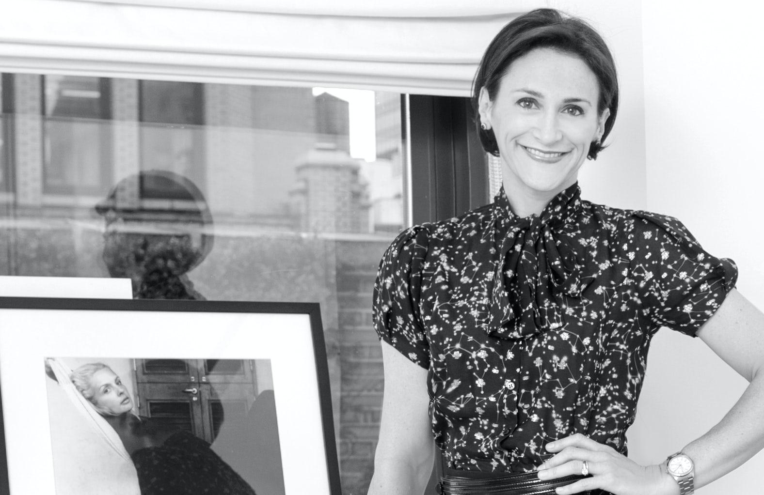 Emilie Rubinfeld Named President of Carolina Herrera