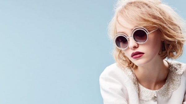 Autumn/Winter 2015 Chanel eyewear campaign,  whose eyewear is produced by Luxottica | Source: Chanel