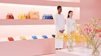 Mansur Gavriel's pop-up retail space in New York's SoHo | Source: Courtesy