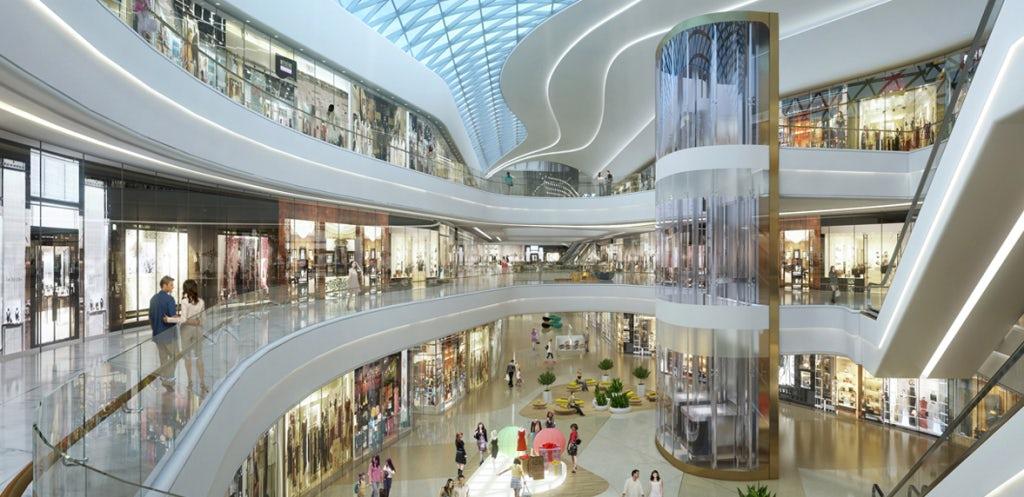 Starfield Hanam Mall | Source: Taubman Asia