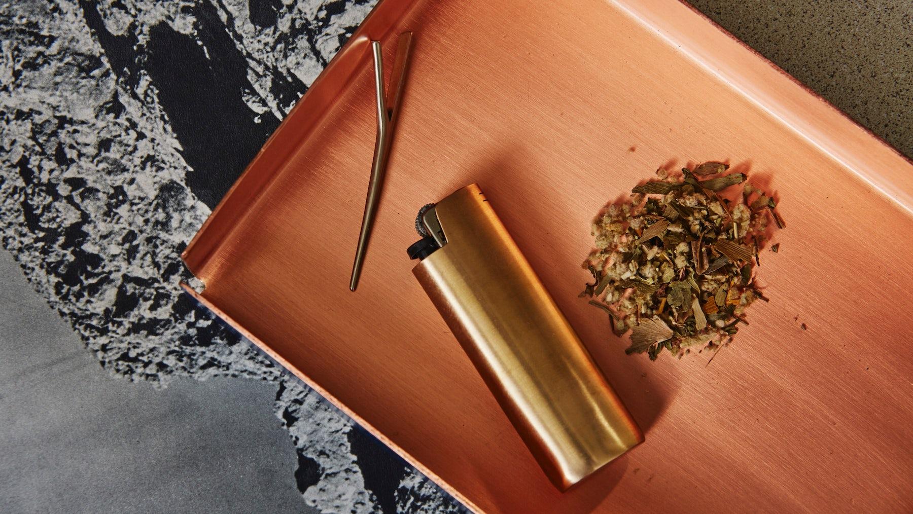 Tetra luxury smoking accessories   Source: Courtesy