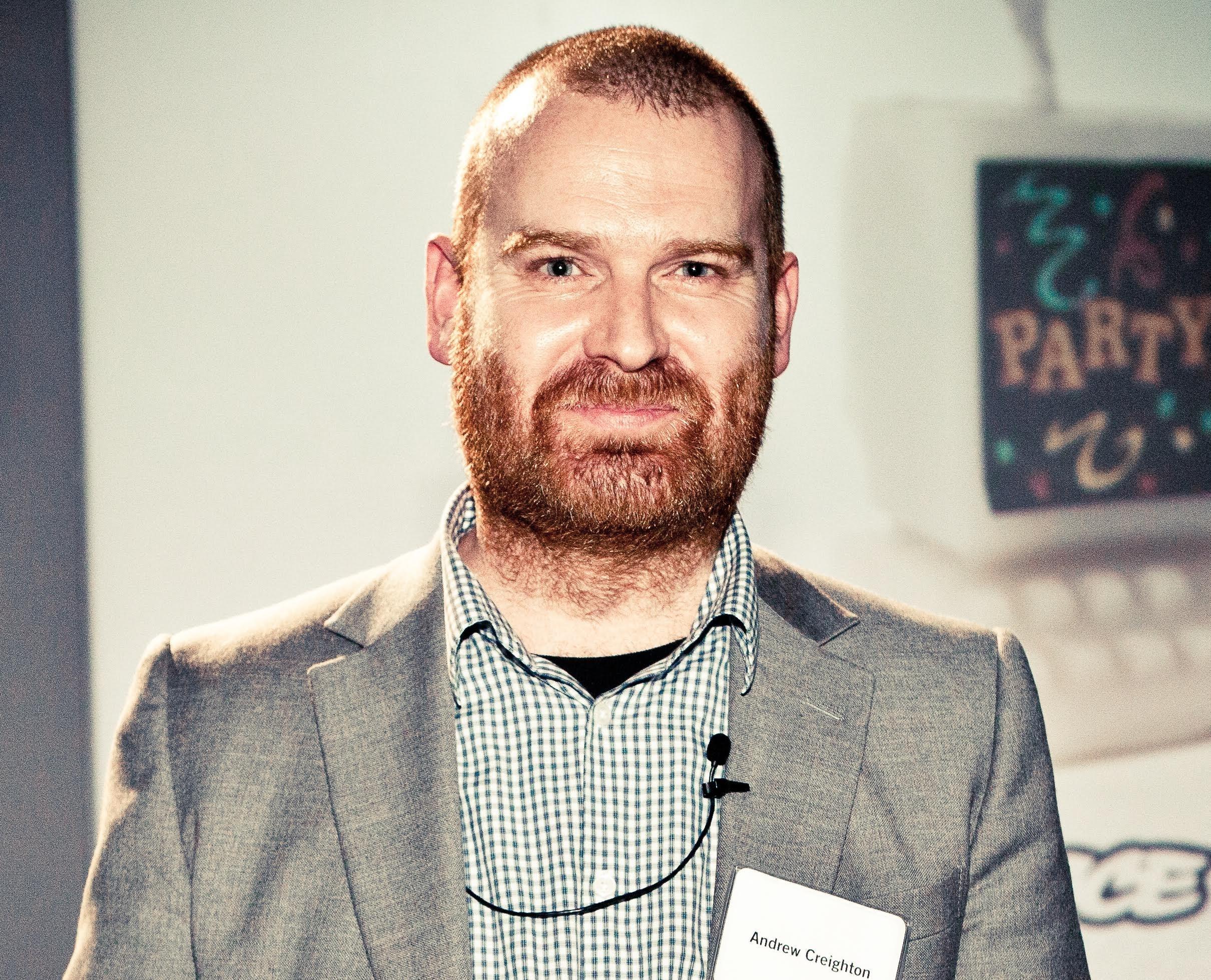 Vice Media president Andrew Creighton | Source: Vice Media
