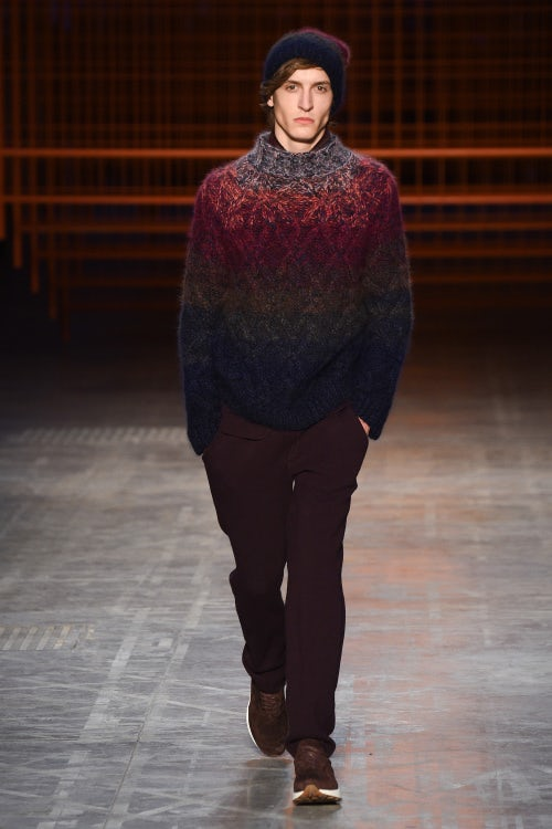 Missoni Autumn/Winter 2017 | Source: InDigital.tv