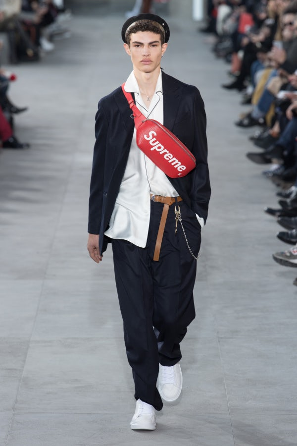 Louis Vuitton x Supreme: A Protean New York
