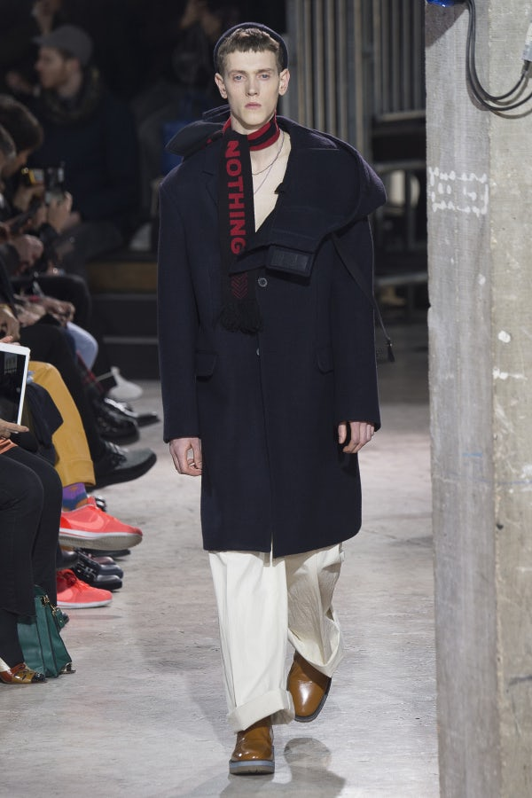 A Calculated Risk at Lanvin