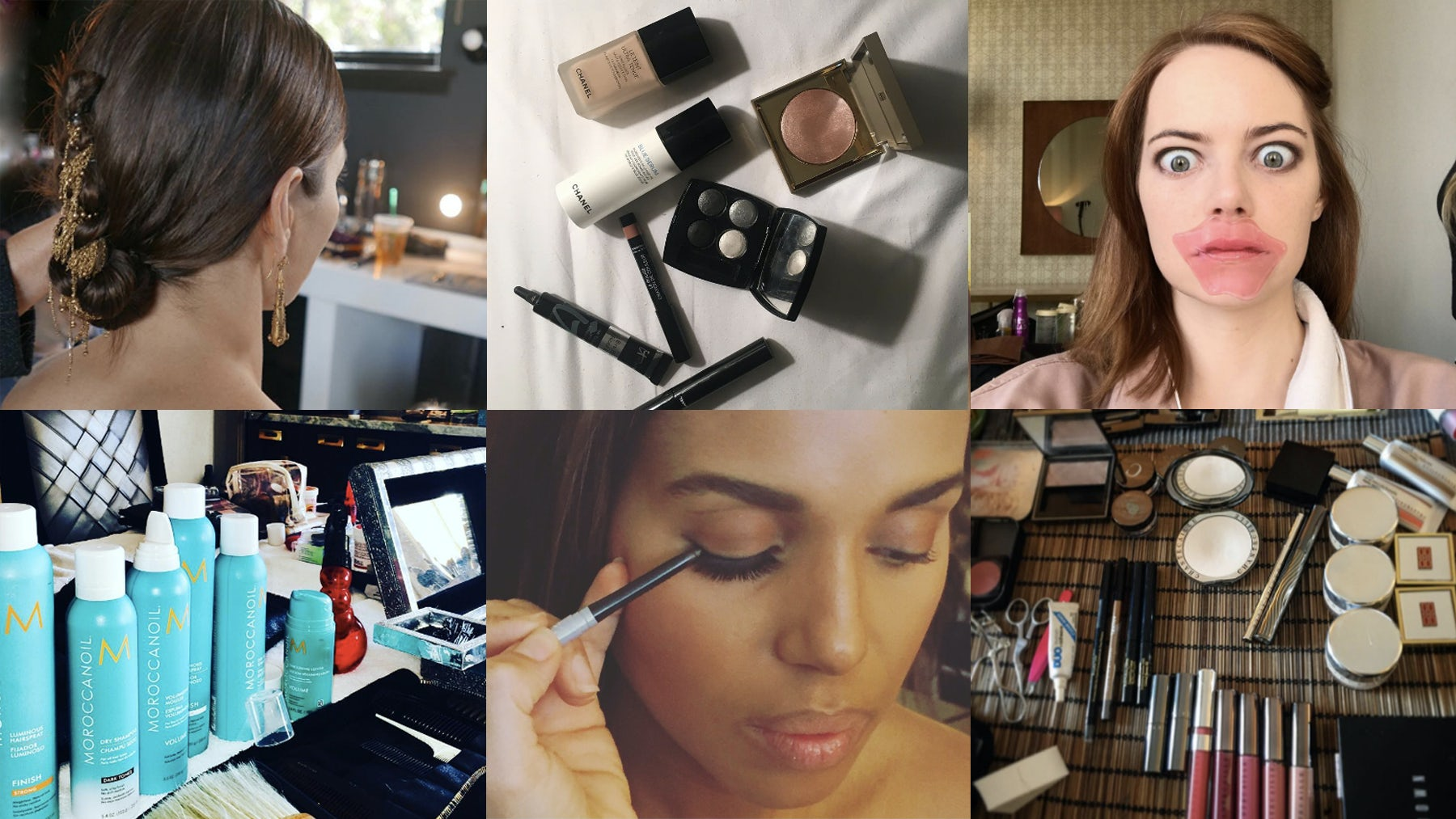 Article cover of How Social Media Turned Hollywood's Beauty Prep into Marketing Gold