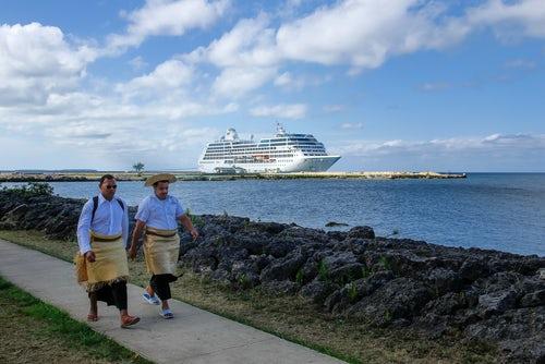 Nuku'Alofa waterfront   Source: Shutterstock