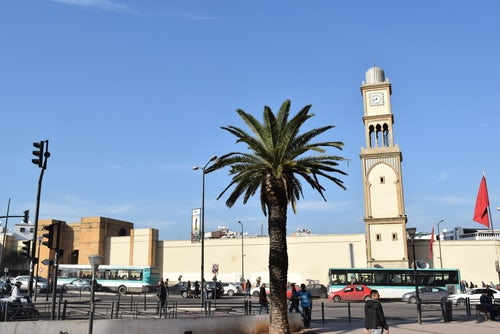 City view of Casablanca, Morocco   Source: Shutterstock