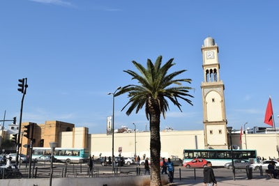 City view of Casablanca, Morocco | Source: Shutterstock