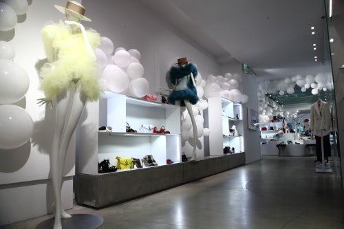 Luisa Via Roma在佛罗伦萨的门店内部   图片来源:对方提供