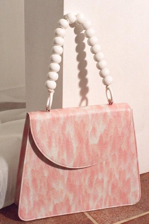 A new handbag from Maryam Nassir Zadeh | Source: Courtesy