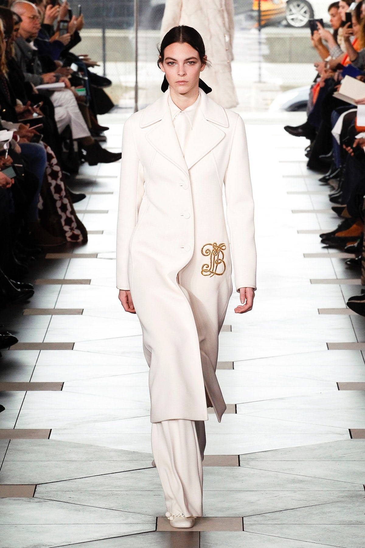 Toying With Illusion at Tory Burch