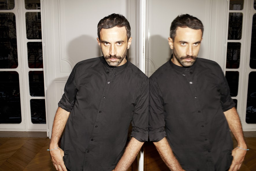 Riccardo Tisci | Source: Courtesy