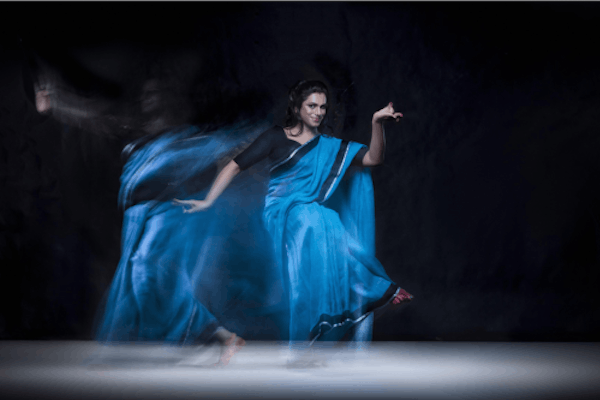Shoot for handloom textile designers featuring Indian transgender dance artists | Photo: Pravin Muniyappa for Lakme Fashion Week