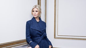 Ivanka Trump models a look from her fashion line | Source: Ivanka Trump