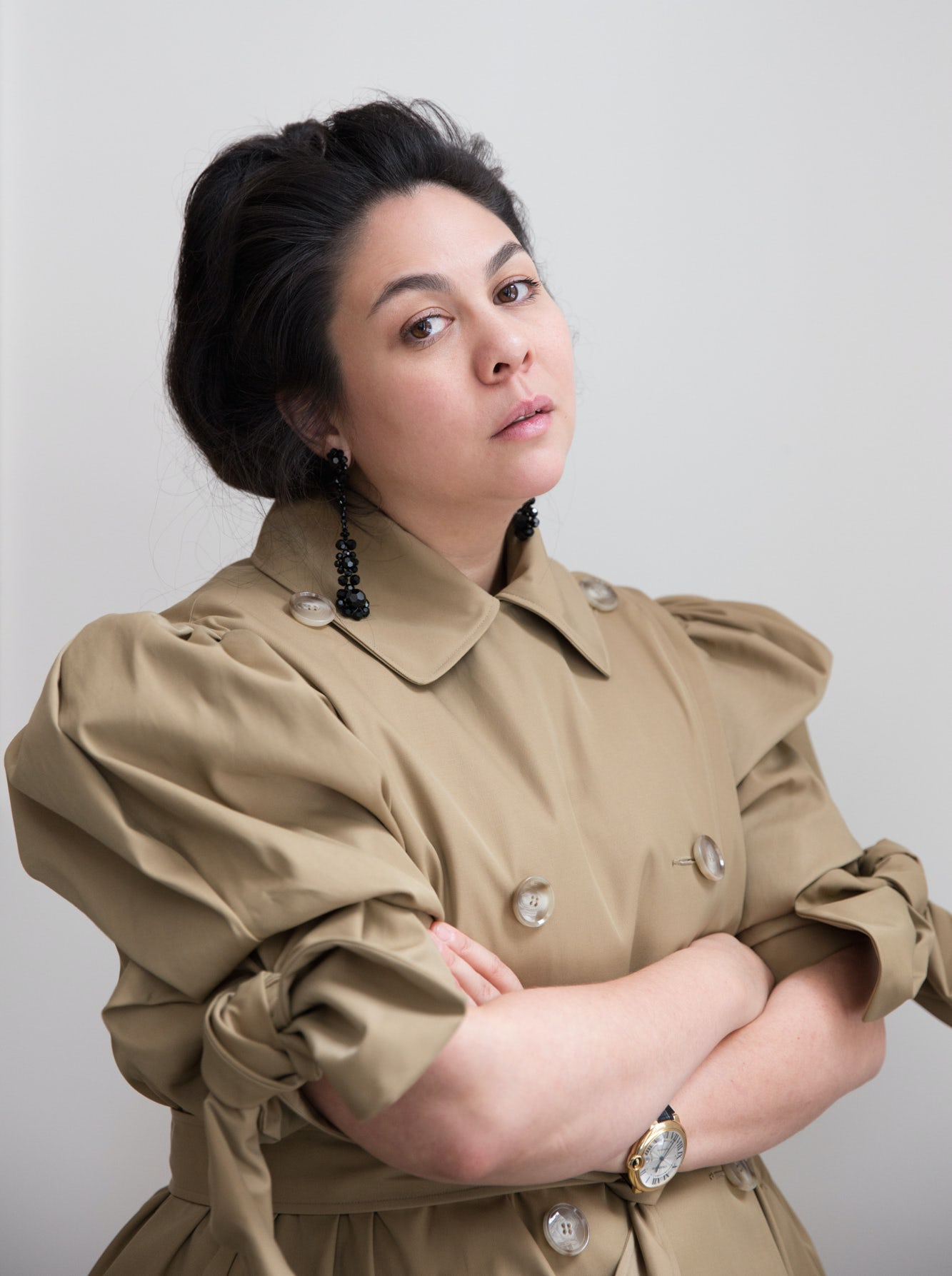 The designer Simone Rocha. | Source: Courtesy