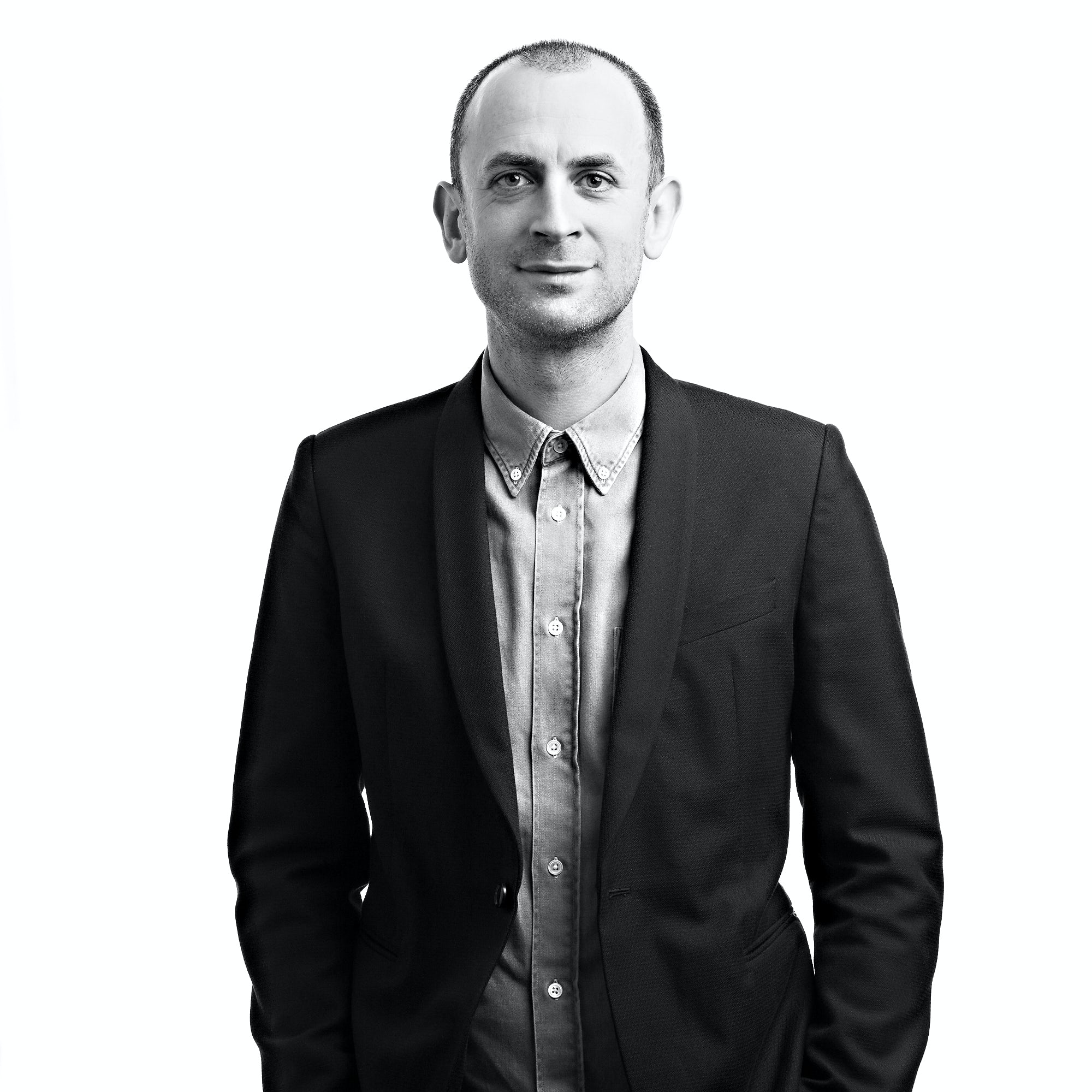 Ralph Lauren's new chief marketing officer, Jonathan Bottomley   Source: Courtesy