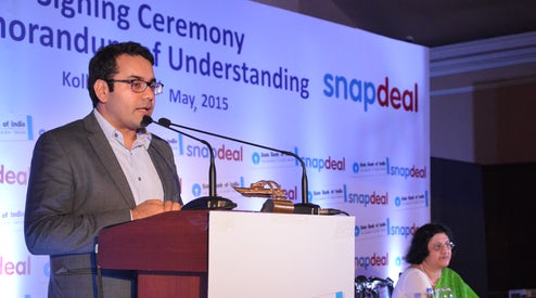 10fe7d8a303 India s Snapdeal to Cut 600 Staff