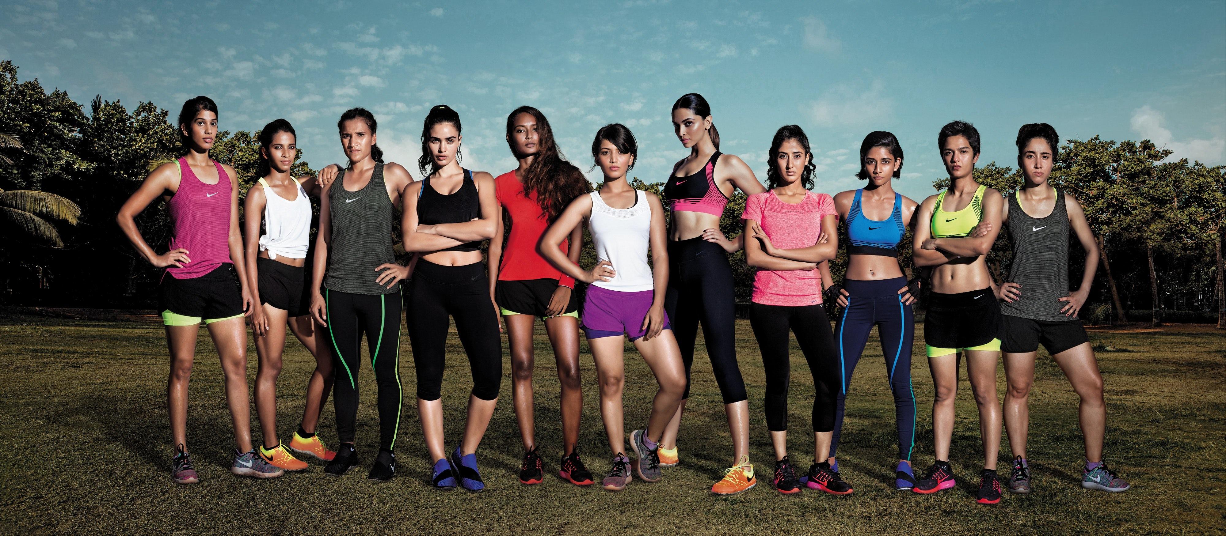 Nike India Da Da Ding campaign   Source: Courtesy