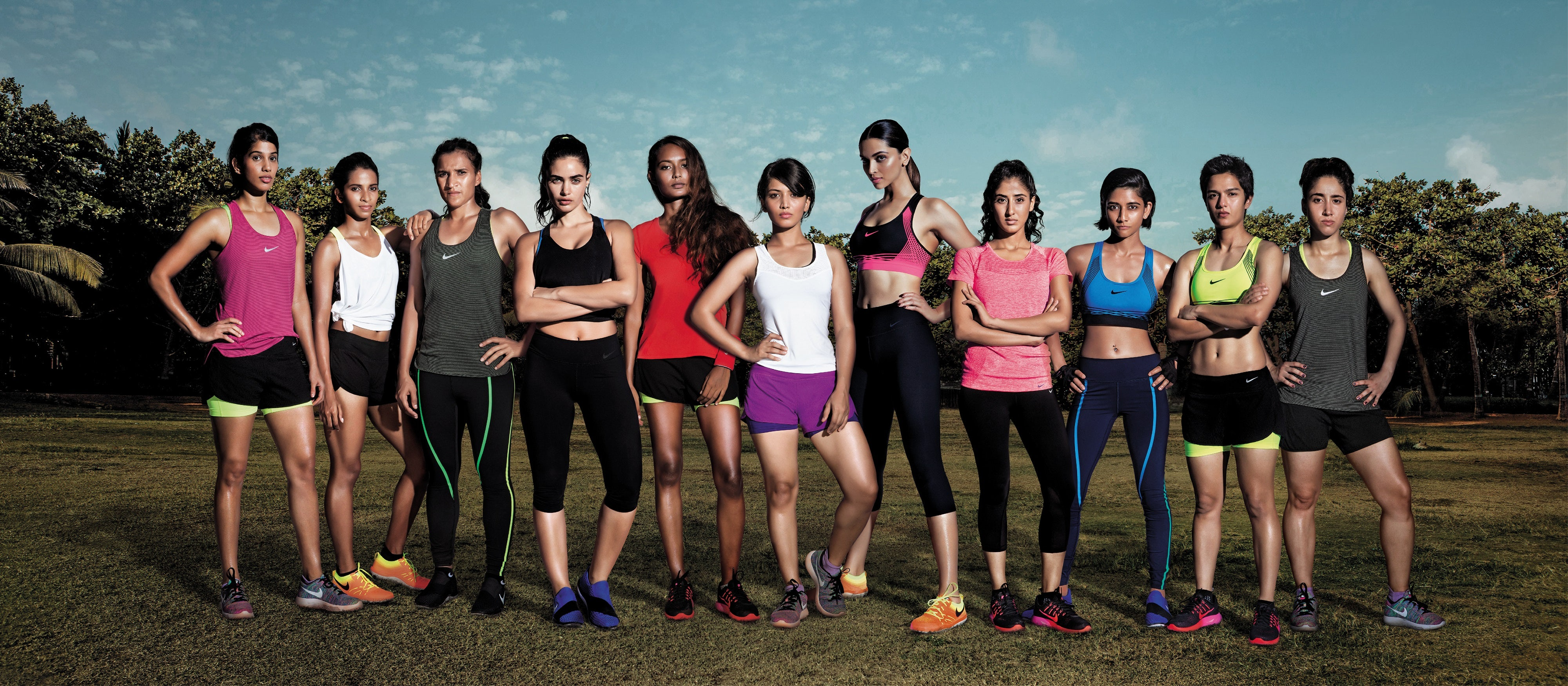Nike India Da Da Ding campaign | Source: Courtesy