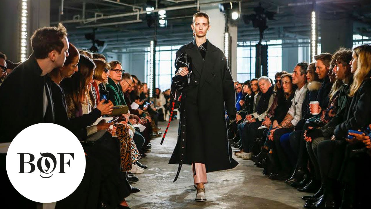 Video: Proenza Schouler Autumn/Winter 2017 Highlights