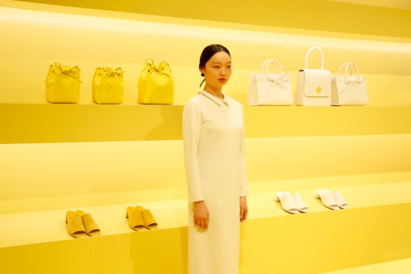 "Mansur Gavriel's Spring 2017 ""Candy Shop"" presentation 