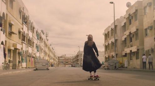 Women In Nike Ad Strikes Nerve In Arab World News Analysis Bof