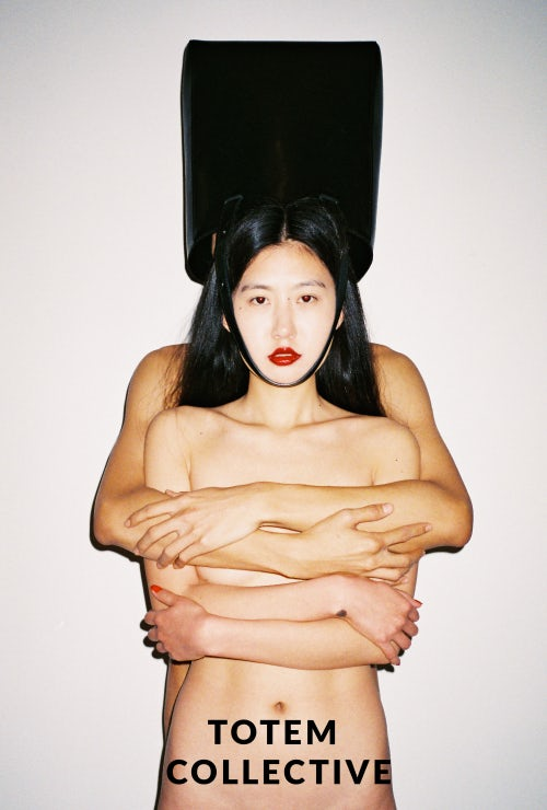 Totem Collective shot by photographer Ren Hang | Source: Courtesy