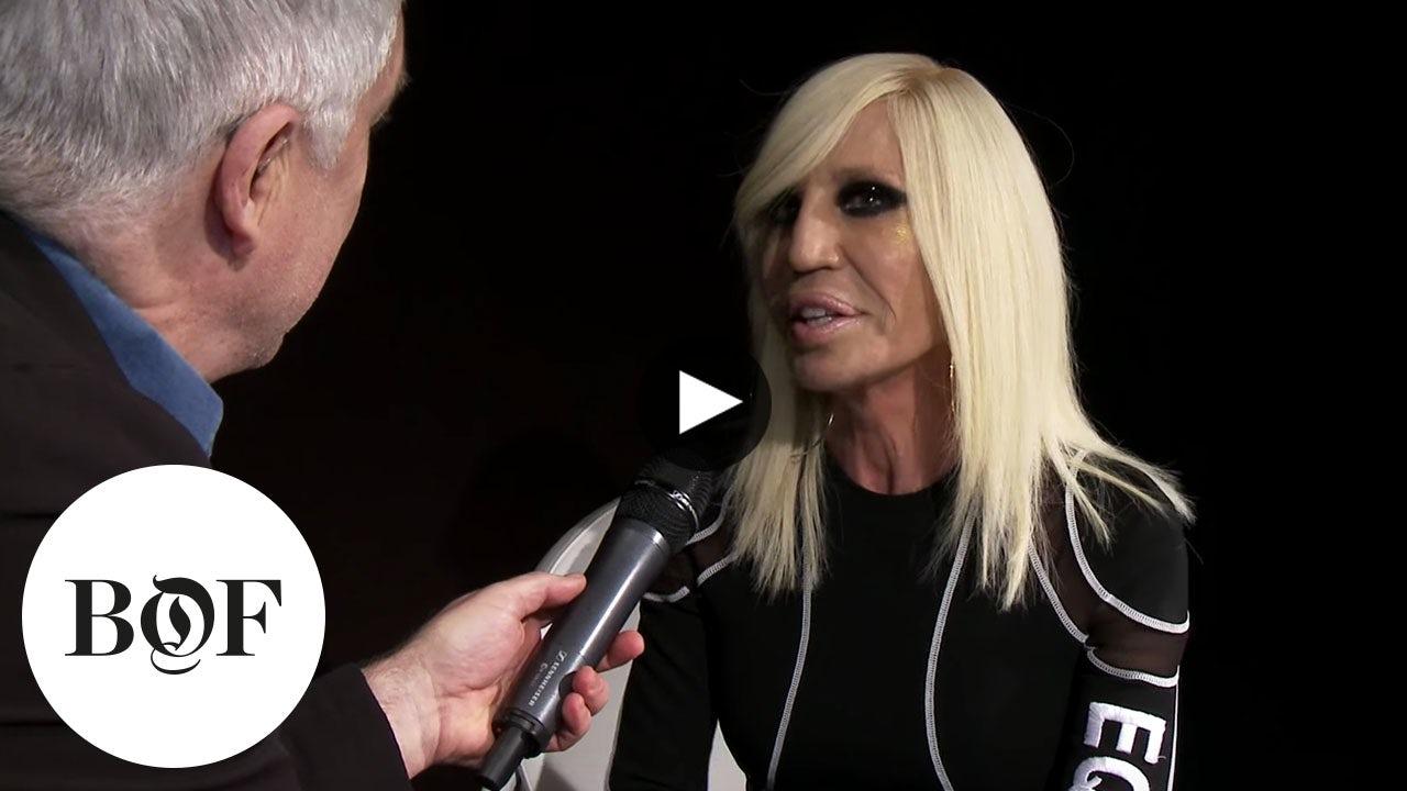 Video: Tim's Take | Versace Autumn/Winter 2017