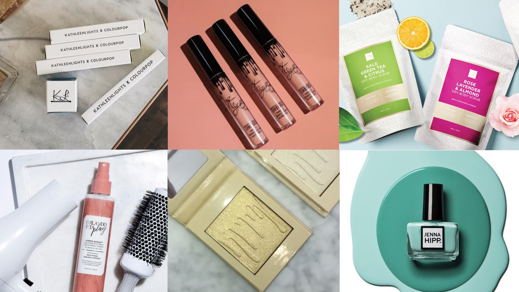 Who's Behind the Flurry of Influencer-Backed Beauty Brands?