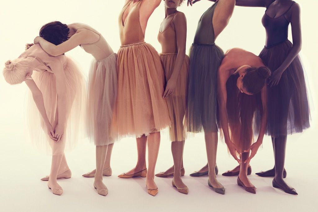 Nude collection | Source: Christian Louboutin